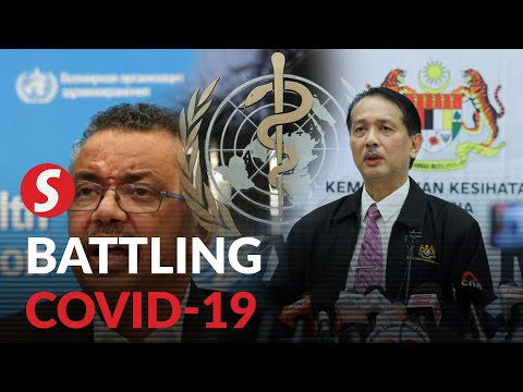 Health DG: Malaysia Selected By WHO As Test Site For Possible Covid-19 Drug