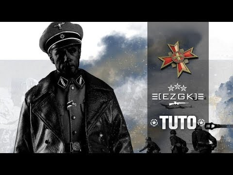 """COH2 FR #1187 """"Une façon de jouer la Wehrmacht - Technique du double PAK (Tutoriel)"""""""