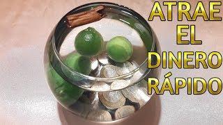 ATRAE EL DINERO RÁPIDO Ritual Para Atraer Dinero El Ritual de Las Monedas
