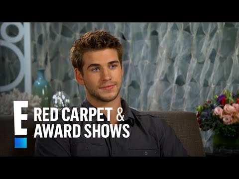 """Miley Cyrus & Liam Hemsworth's Sweet """"The Last Song"""" Interview 