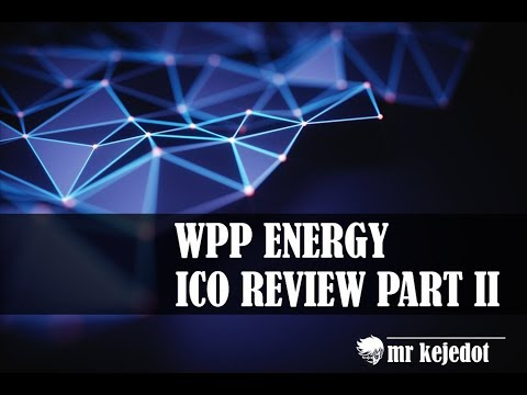 WPP Energy - Global Green Energy Solutions l Detail Token