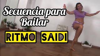Curso Danza del Vientre - Ritmo Saidi
