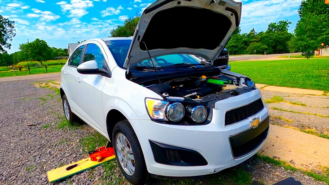 My IAA $3K Theft Recovery 2015 Chevy Sonic Has Drugs in it!!! Repairs + Does it Drive??