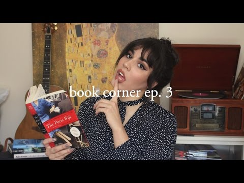 BOOK CORNER EP. 3
