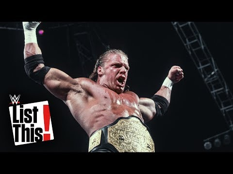5 Superstars who won titles without winning a match: WWE List This!