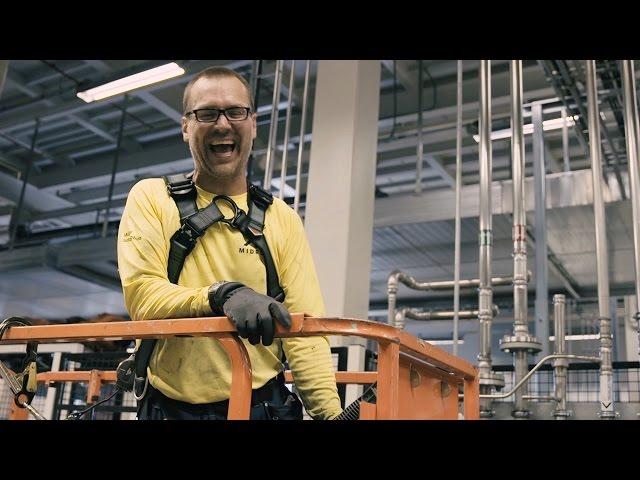 Midroc Automation hos Volvo Cars Torslanda