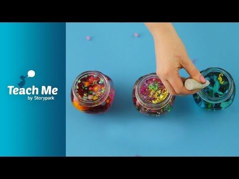 Teach Me: Sensory Jars