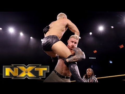Dexter Lumis Vs. Shane Thorne: WWE NXT, April 29, 2020