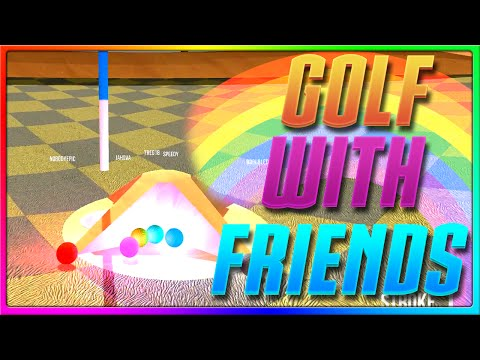Our BALLS Light Up! (Golf with Friends!)