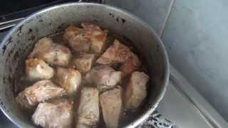 Как правильно и вкусно пожарить мясо / Жареное мясо
