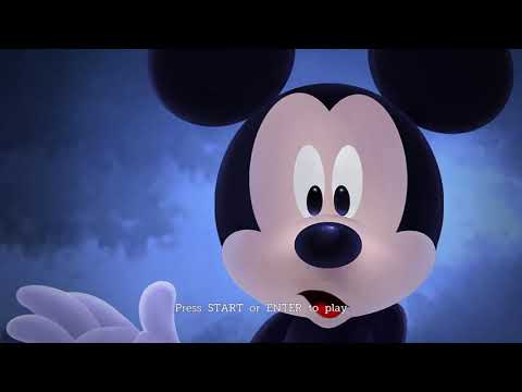 Castle Of Illusion final stage Gameplay |