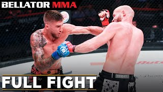 Full Fight | Yaroslav Amosov vs. David Rickels - Bellator 225