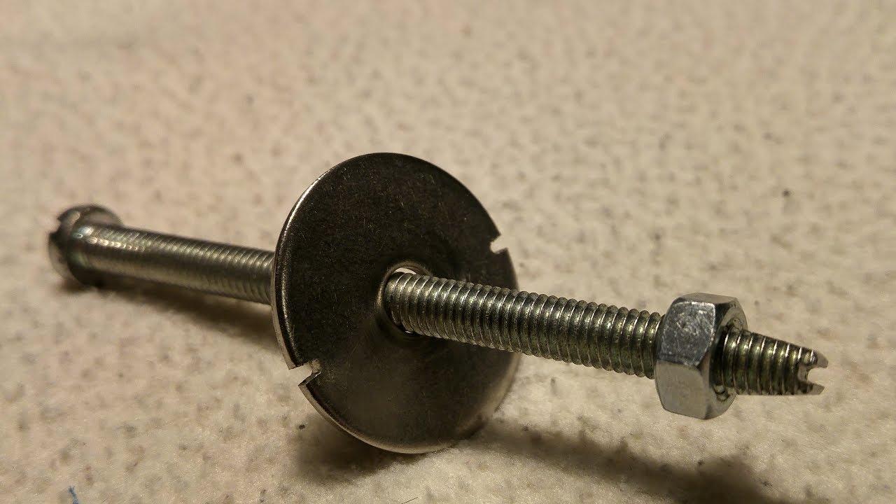 verktyg för att göra slangklämmor av ståltråd - Del 1 av 2 - YouTube