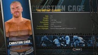 TNA iMPACT! - TNA Roster