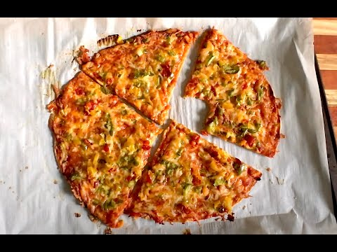 Tortilla Pizza - You Suck at Cooking (episode 58)