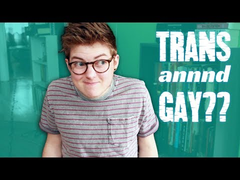 I THOUGHT I COULDN'T BE GAY AND TRANS