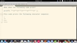C How to Program (6th edition) - Deitel & Deitel, exercise 2.22