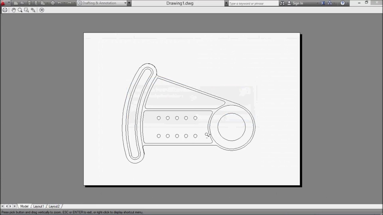 how to change pdf to dwg