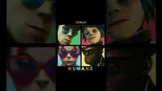 Gorillaz Humanz FULL album (Deluxe)
