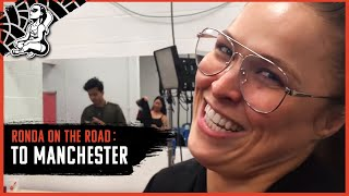 Ronda on the Road to... Manchester