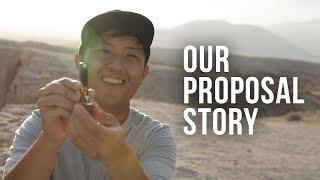 OUR PROPOSAL STORY - APRIL & ERIK
