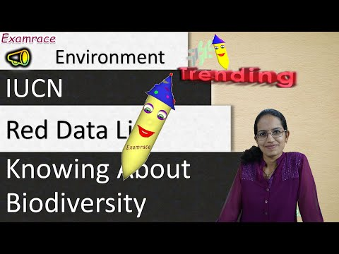 IUCN And Red Data List - Knowing About Biodiversity