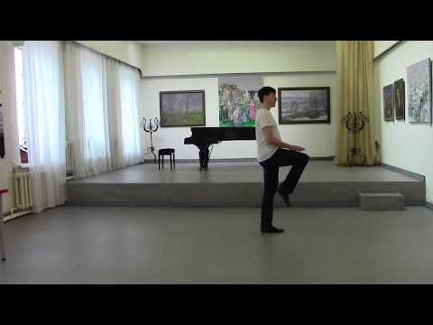 Мастер-класс по хореографии танца «Джайв»