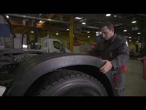 Renault Trucks Sélection : 220 points de contrôle