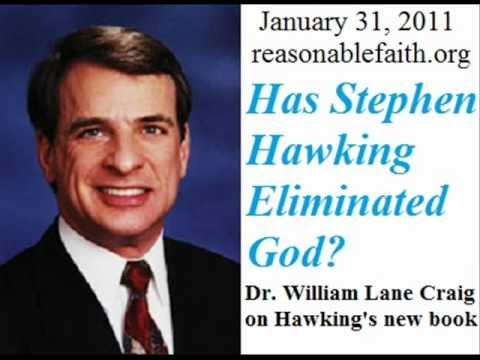Has Stephen Hawking Eliminated God?