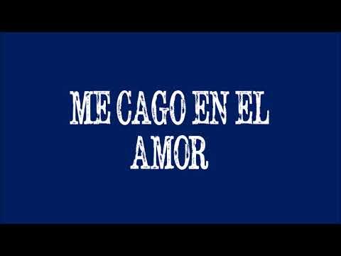 Me cago en el Amor - Tonino Carotone (con letra / testo) by El Albionauta