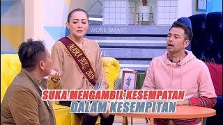 Dewi Rezer RAMAL Raffi Ahmad & Vicky Lewat Kartu Tarot | OKAY BOS (25/10/19) Part 2