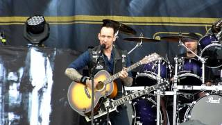 Volbeat - Ring of Fire & Sad Man