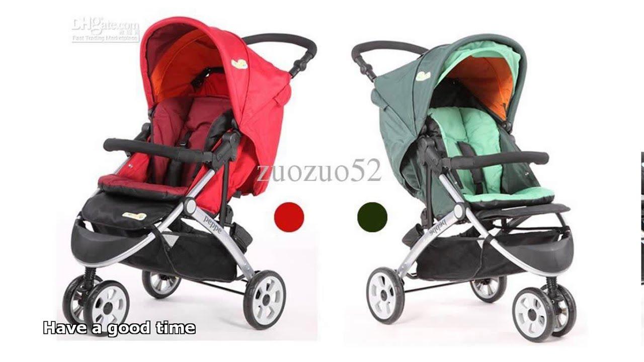 top baby stroller brands - YouTube