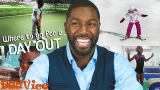 HOW TO KEEP KIDS ACTIVE! | DADvice with Greg Jennings