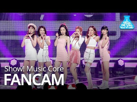 [예능연구소 직캠] APINK - Eung Eung, 에이핑크 - %%(응응) @Show Music core 20190119