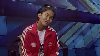 Sports Talk with Judoka Manita Shrestha Pradhan- Nepal Television