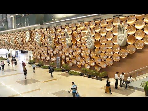 Delhi T3 Arrival   Complete Tour of Delhi International Airport