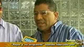 Entrevista Panamericana TV - Pepe y su Orquesta