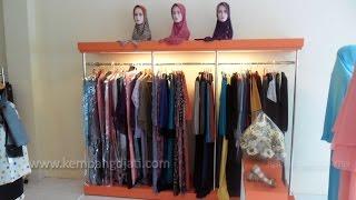 Jual Etalase untuk Butik, Distro Pakaian | Custom Furniture Semarang