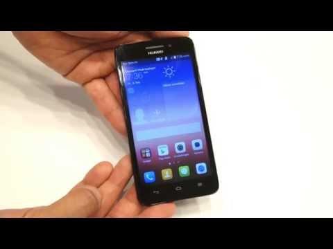 HUAWEI Ascend G620S im Hands-on (deutsch) | AppDated