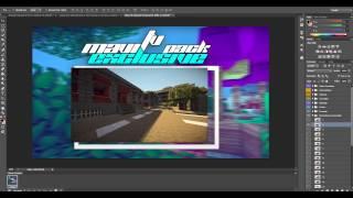 RazerOyun | Youtube Minecraft Kapak Fotoğrafı Yapımı
