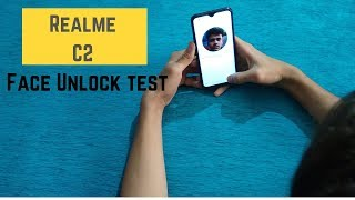 Realme c2 face unlock test shocking results tested in 3 different