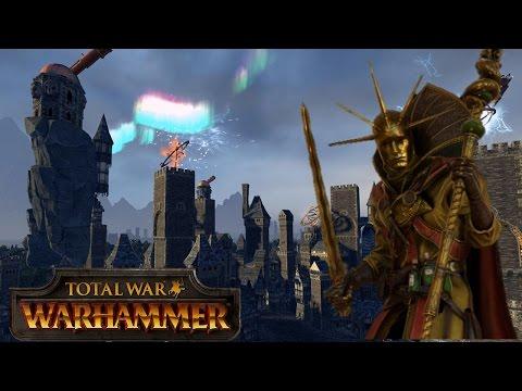 10,000 Man Siege of Altdorf - Last Stand of the Empire - Total War Warhammer Multiplayer Battle