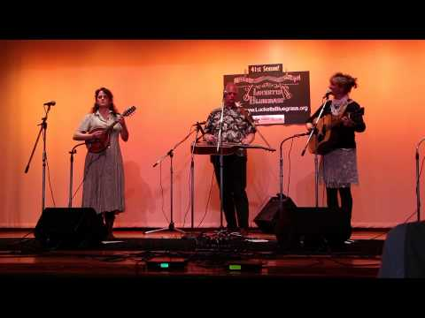 The Lucketts Waltz performed by Tara Linhardt, Lynn Healey, and Mark Clifton