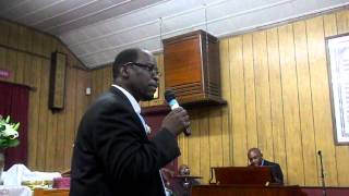Rev. Randy L. Ware Pastor Of Greater Mt. Pleasant Baptist Church Brooklyn, New York Part 3