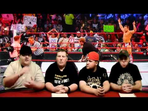 2012 WWE Extreme Rules Review - Instant Wrestling Report