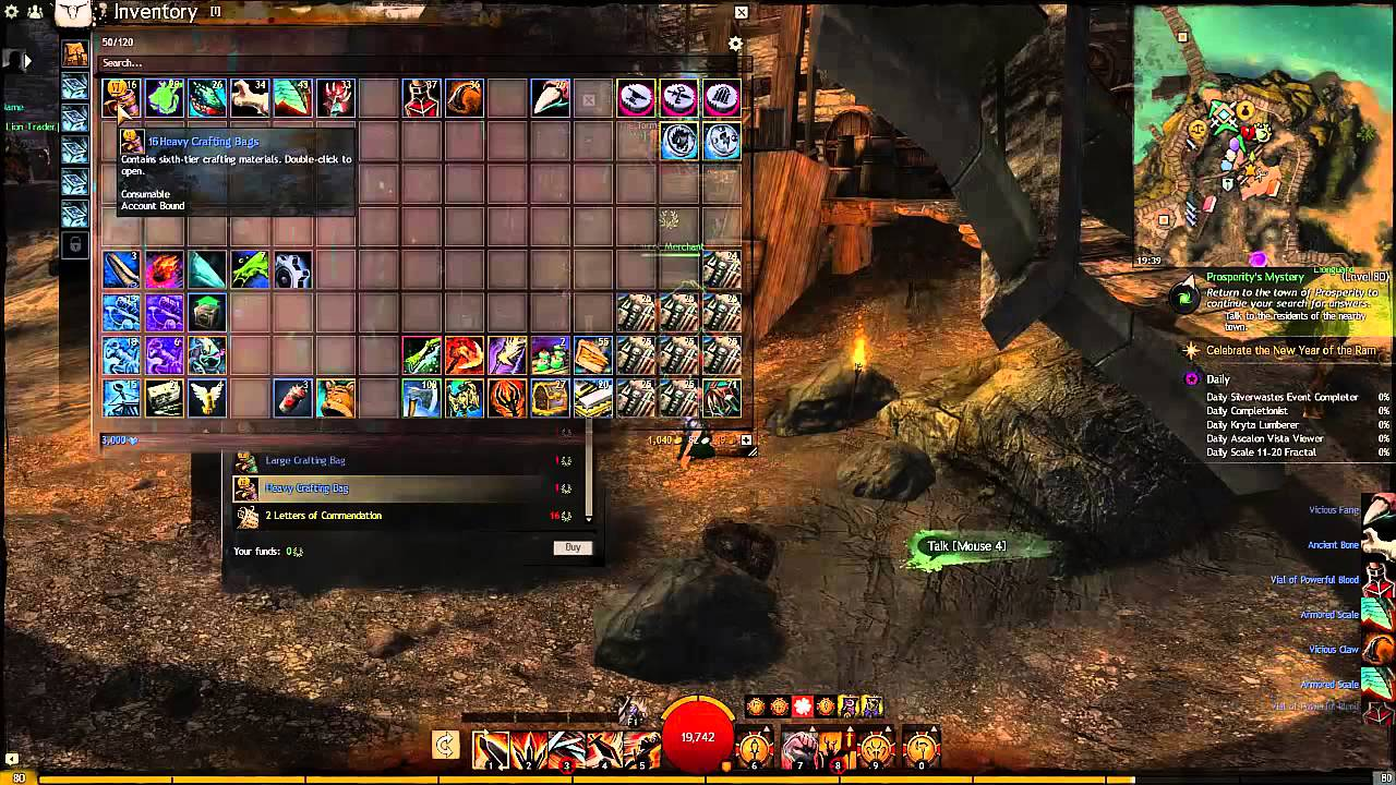 Crafting In Guild Wars  Worth It