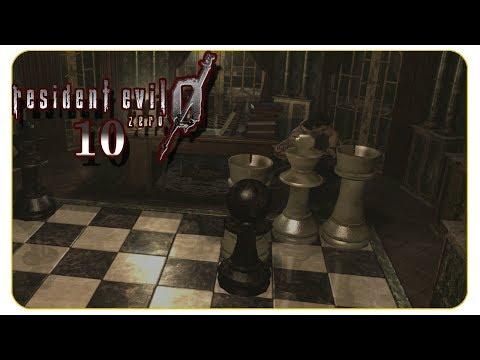 Schachmatt #10 Resident Evil Zero HD [deutsch] - Let's Play