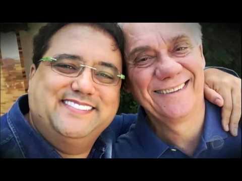 """Marcelo Rezende revela que está com câncer e afirma: """"Nada é difícil quando você tem Deus"""""""