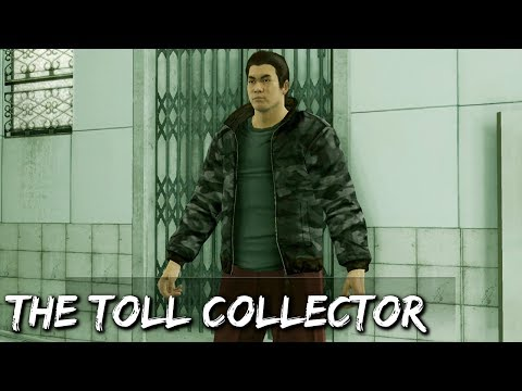 Yakuza Kiwami  Substories: The Toll Collector